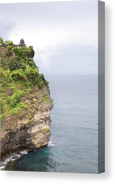 Southeast Asia Canvas Print featuring the photograph Ulu Watu Bali Indonesia by Lp7
