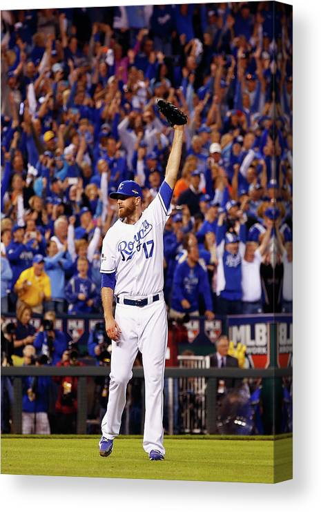 People Canvas Print featuring the photograph Wade Davis by Jamie Squire