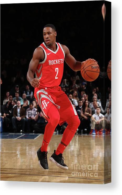 Nba Pro Basketball Canvas Print featuring the photograph Demetrius Jackson by Nathaniel S. Butler