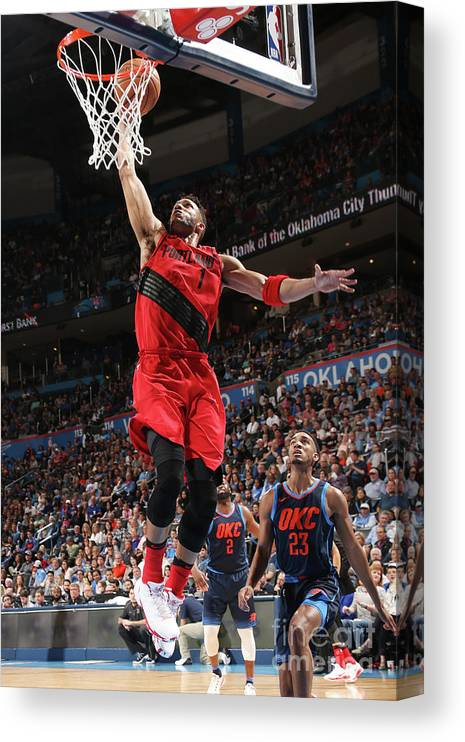 Sports Ball Canvas Print featuring the photograph Evan Turner by Layne Murdoch