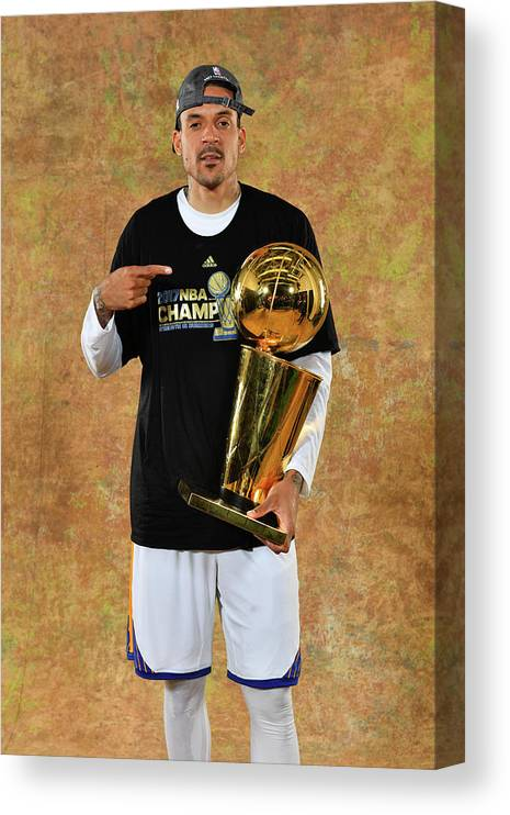 Playoffs Canvas Print featuring the photograph Matt Barnes by Jesse D. Garrabrant