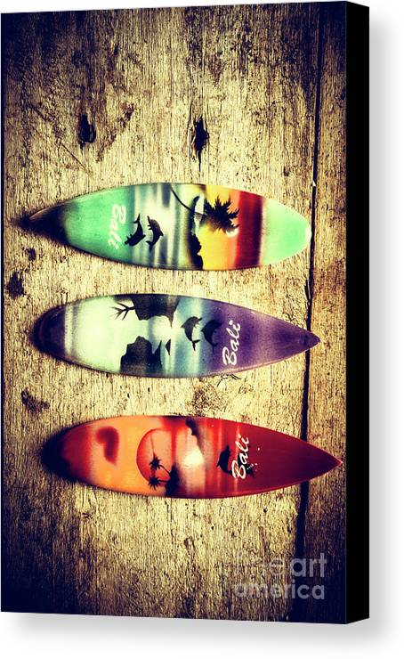 Surfers Parade Canvas Print / Canvas Art by Jorgo Photography - Wall ...