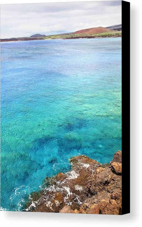 Amazing Canvas Print featuring the photograph La Perouse Bay by Jenna Szerlag