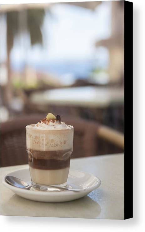 La Palma Canvas Print featuring the photograph Barraquito by Ralf Kaiser
