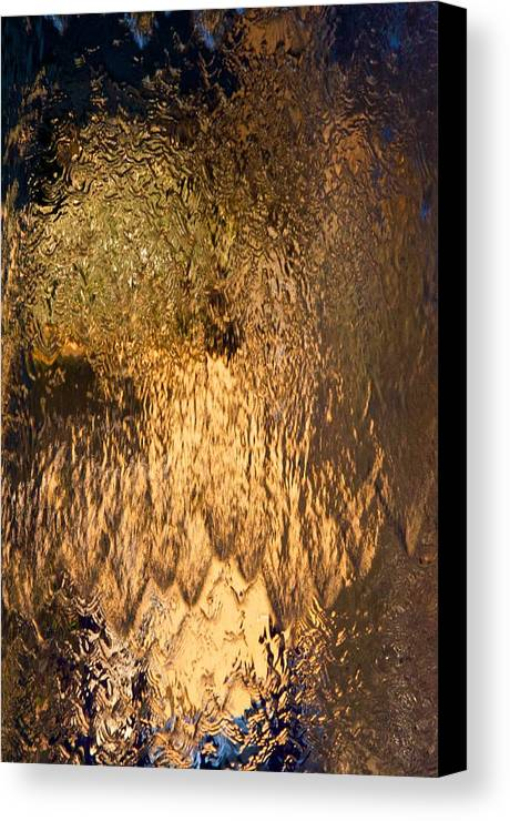 Cascade Canvas Print featuring the photograph Cascade II by wDm Gallery