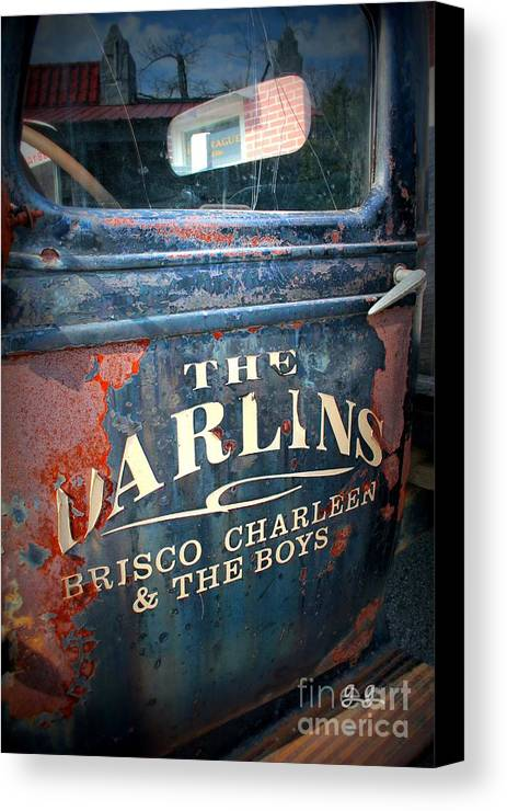 Transportation Canvas Print featuring the photograph Driver's Side by Geri Glavis