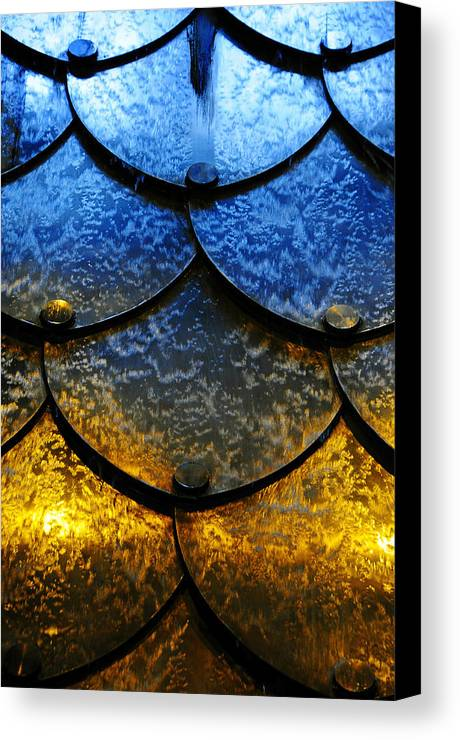 Skip Hunt Canvas Print featuring the photograph Fire And Ice by Skip Hunt