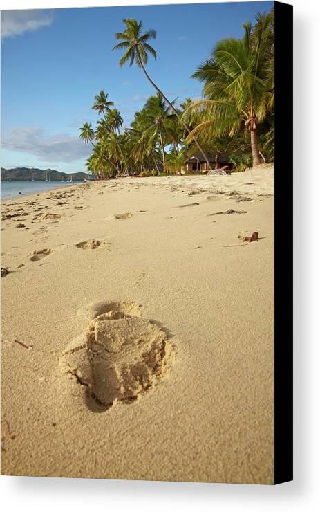 Colorful Footprints In The Sand Poem Wall Art Pattern - All About ...