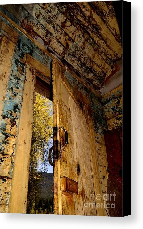 Phil Dionne Photography Canvas Print featuring the photograph Open To Spring by Phil Dionne