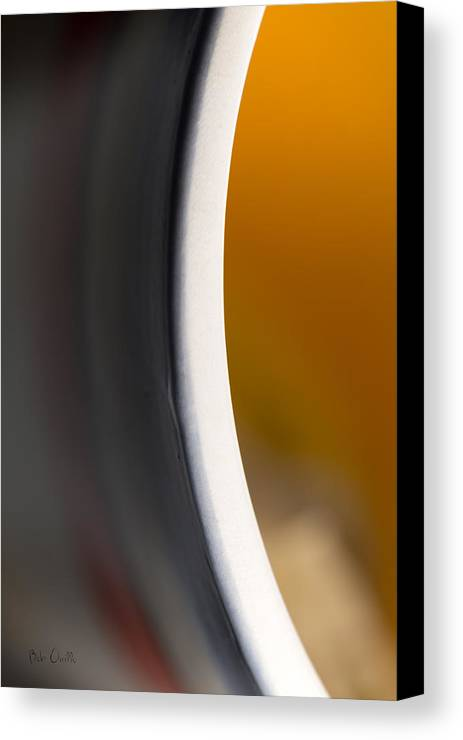 Tea Canvas Print featuring the photograph Tea Cup by Bob Orsillo