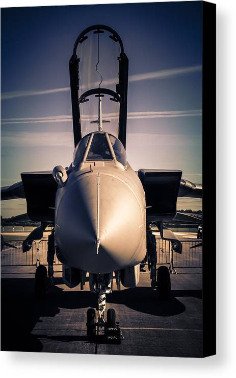 Bae Canvas Print featuring the photograph Tornado by Chris Smith