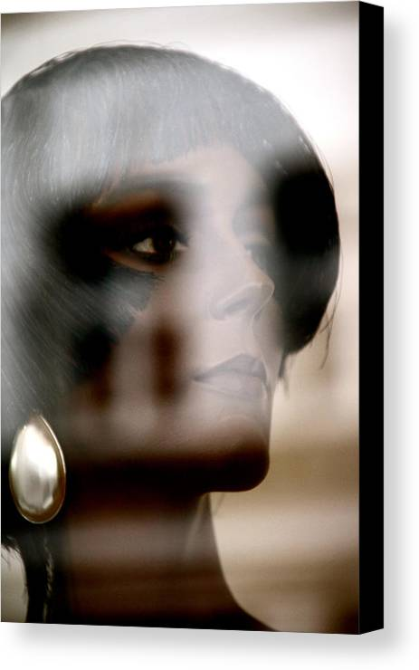 Jezcself Canvas Print featuring the photograph Find Me Save Me by Jez C Self