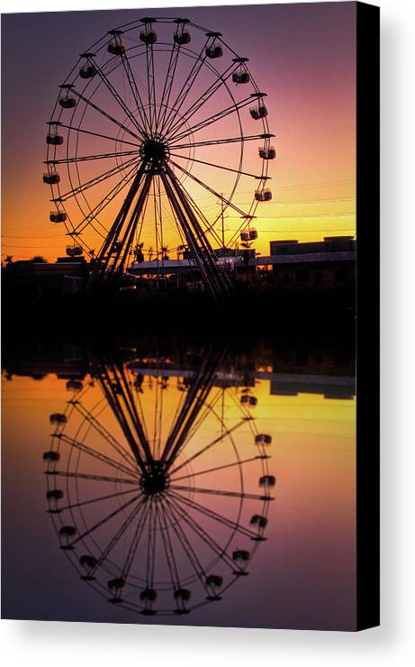 New Orleans Canvas Print featuring the photograph The Big Easy by Pixel Perfect by Michael Moore