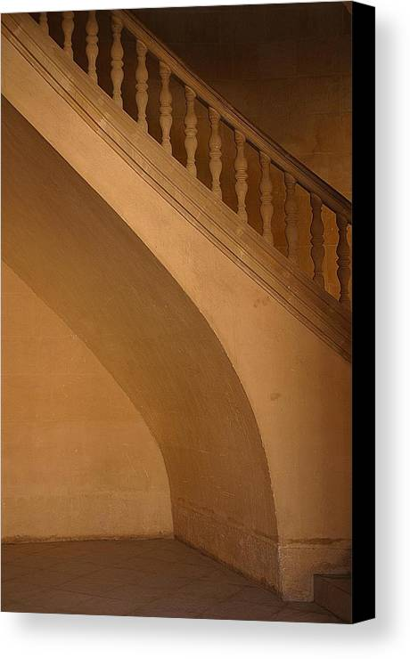 Jez C Self Canvas Print featuring the photograph To Where by Jez C Self