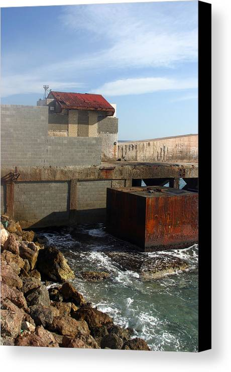 Photographer Canvas Print featuring the photograph Almeria 13 by Jez C Self