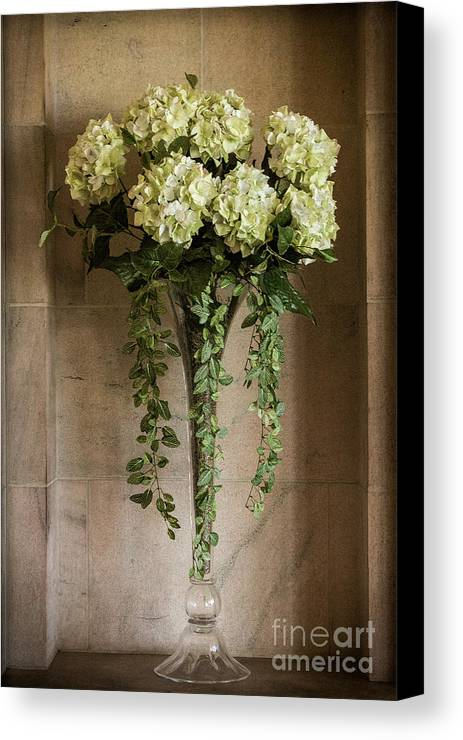 Floral Elegance, Painterly Style by Liesl Walsh