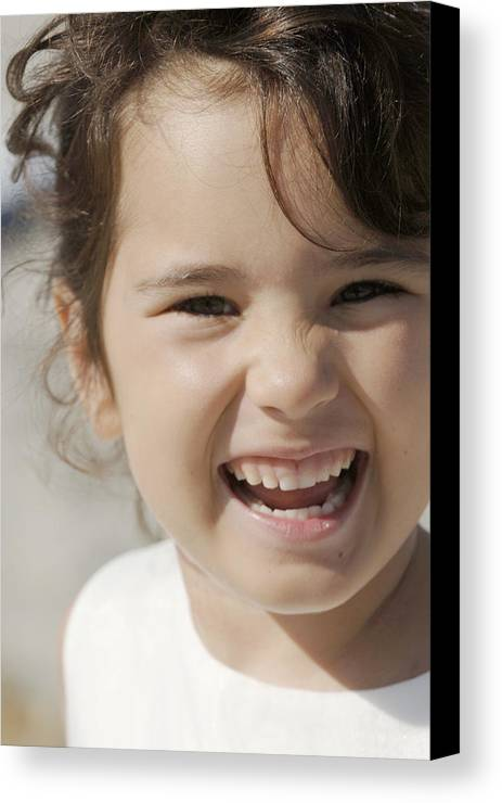 Happy Contest Canvas Print featuring the photograph Happy Contest 10 by Jill Reger