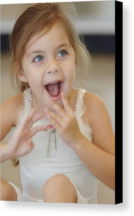 Happy Contest Canvas Print featuring the photograph Happy Contest 8 by Jill Reger