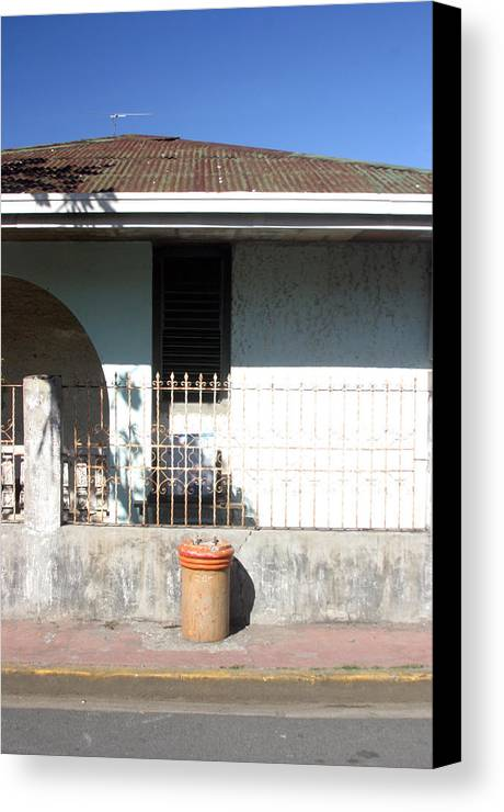 Photographer Canvas Print featuring the photograph Home 2 by Jez C Self
