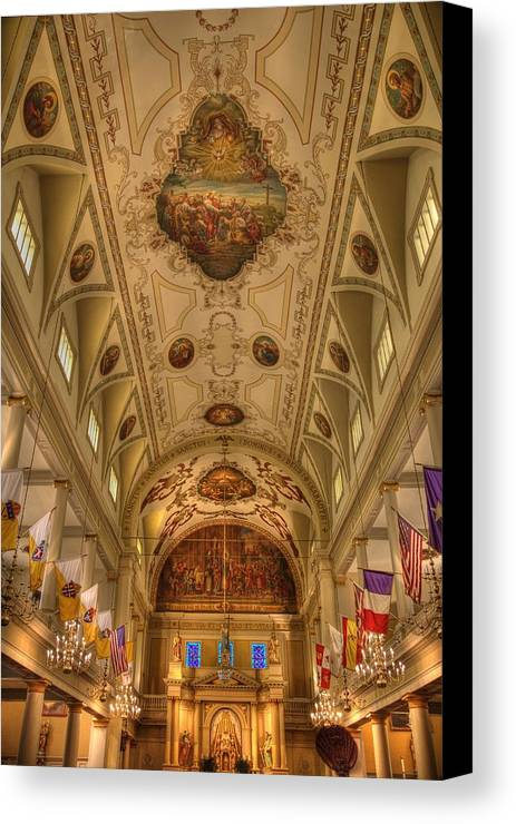 Fresco Canvas Print featuring the photograph Humbled by Christopher McPhail