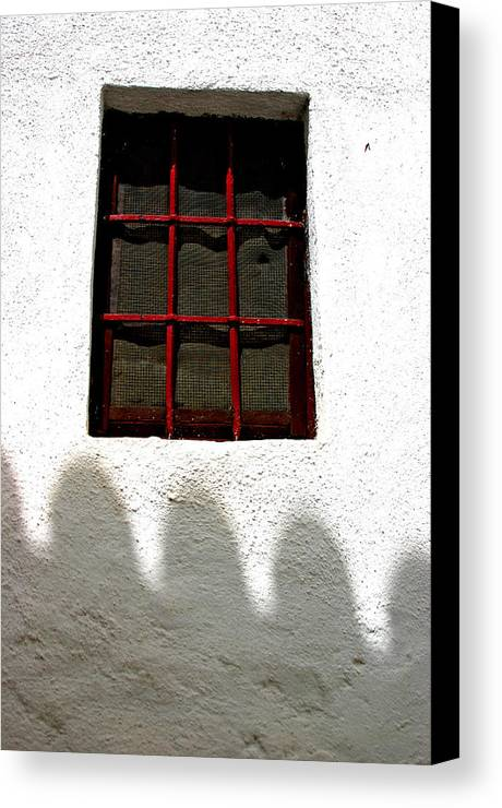 Photographer Canvas Print featuring the photograph My Fortress by Jez C Self