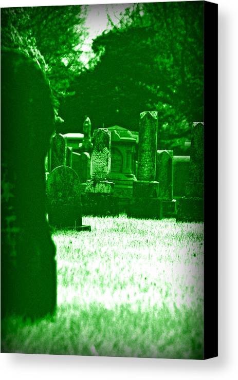Night Canvas Print featuring the photograph Night Vision by Carl Perry