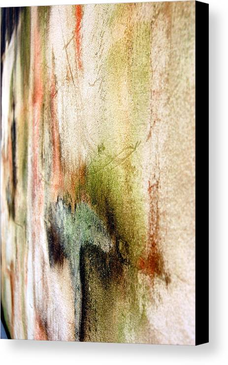 Abstract Canvas Print featuring the photograph Nj Abstract Four by Heather S Huston