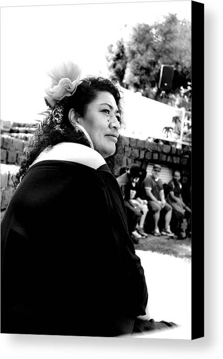Pacific Arts Festival Win Naing Canvas Print featuring the photograph Pacific Arts Festival by Win Naing