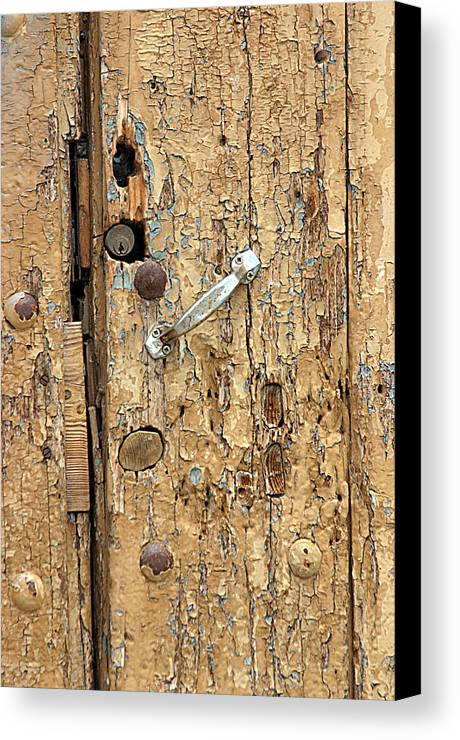 Photographer Canvas Print featuring the photograph Picena 22 by Jez C Self