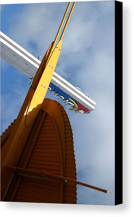 Jez C Self Canvas Print featuring the photograph Romford Mill by Jez C Self