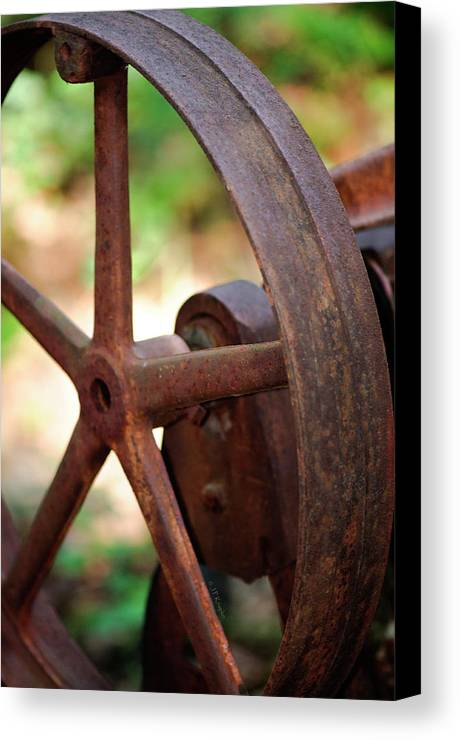 Knapko Canvas Print featuring the photograph Turning Point by John Knapko
