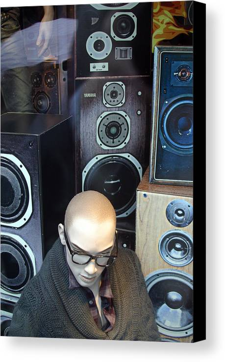 Jez C Self Canvas Print featuring the photograph Yul Love The Sound Of These by Jez C Self