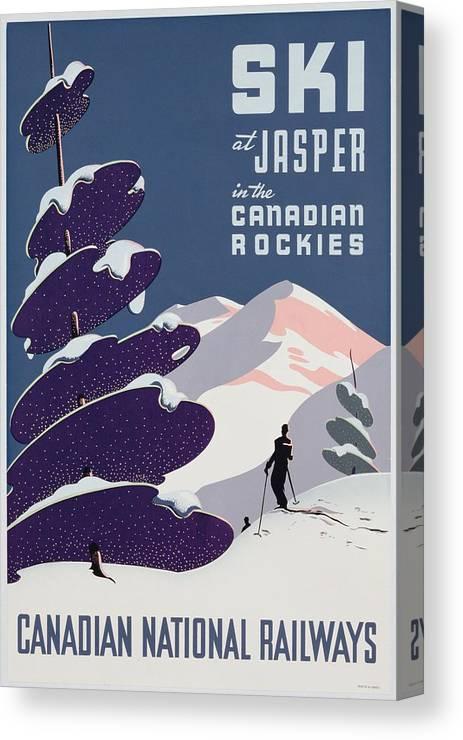 Winter Sports  Mountain  Mountainside  Skier  Skiing  Snow  Rockies  Canada fd9ec5658