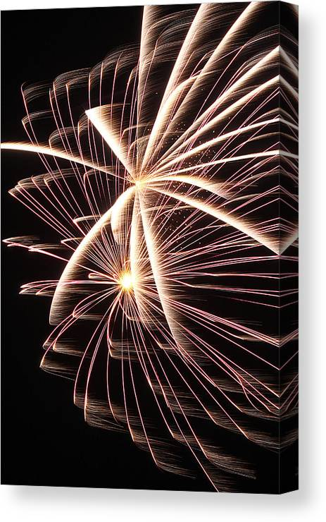 Light Canvas Print featuring the photograph Expo by Elizabeth Hart