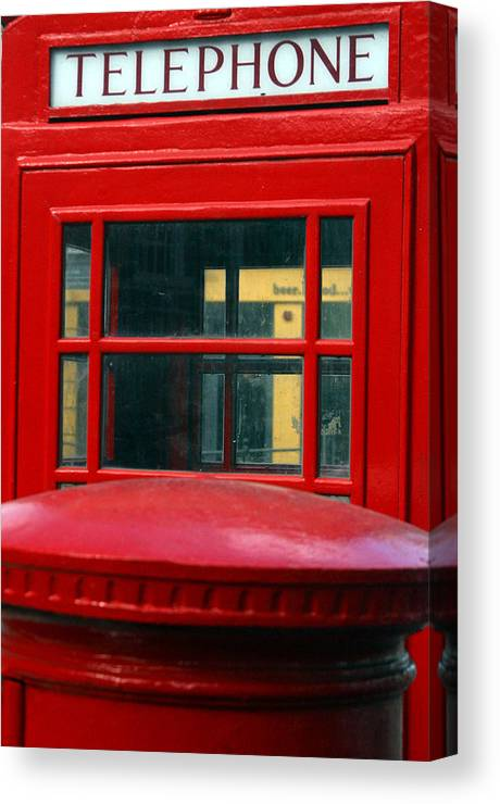 Photographer Canvas Print featuring the photograph Any Way You Can by Jez C Self