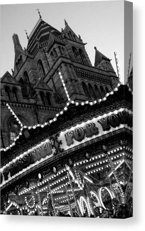 Jez C Self Canvas Print featuring the photograph History Fayre by Jez C Self