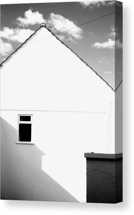 Jez C Self Canvas Print featuring the photograph Point Me Away by Jez C Self