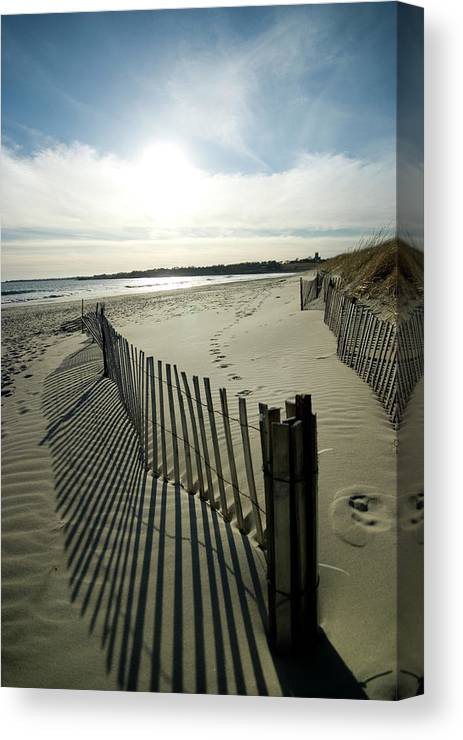 Photograph Canvas Print featuring the photograph Pure Bliss by Susan Schumann