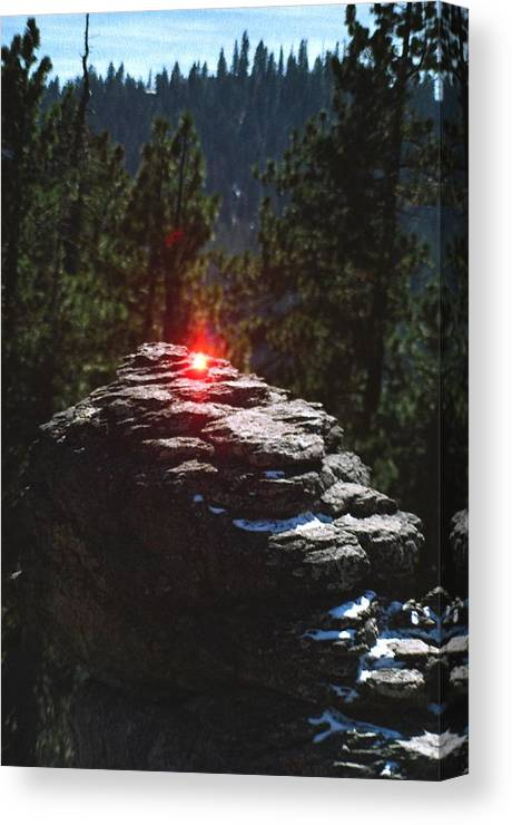 Lake Tahoe Canvas Print featuring the photograph Tahoe by Steven Wirth