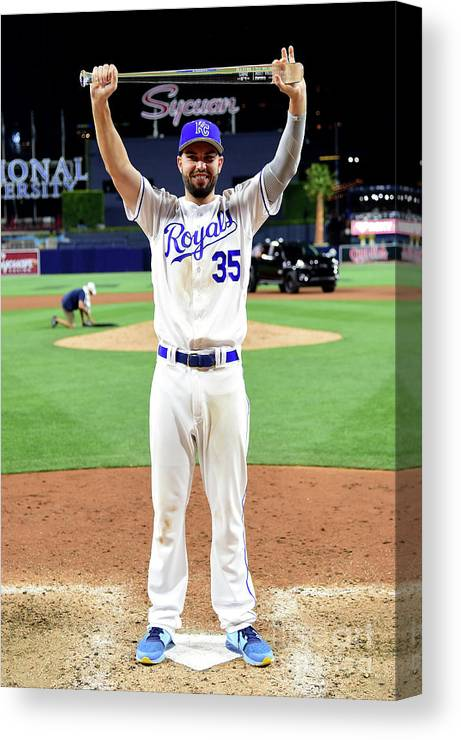 People Canvas Print featuring the photograph 87th Mlb All-star Game 6 by Harry How