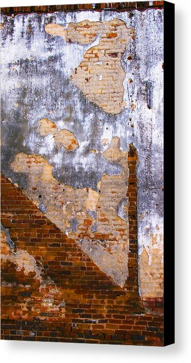 Architecture Canvas Print featuring the photograph Finger Food by Skip Hunt