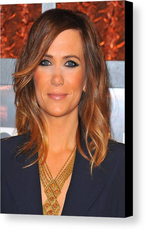 Kristen Wiig Canvas Print featuring the photograph Kristen Wiig In Attendance For The by Everett