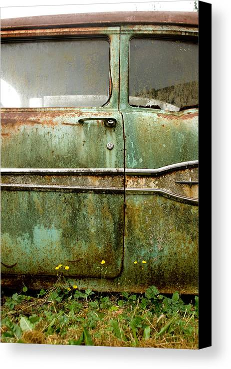 Cars Canvas Print featuring the photograph Circle Of Life by Jennifer Owen
