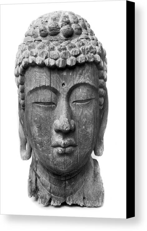 12th Century Canvas Print featuring the photograph Japan: Buddha by Granger