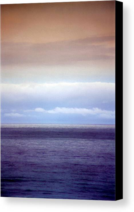 Landscape Canvas Print featuring the photograph Vertical Number 10 by Sandra Gottlieb
