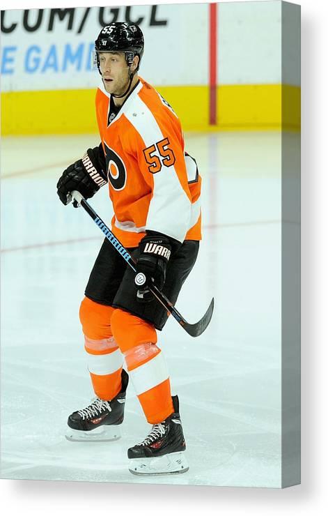 brand new be6b7 d9805 New Jersey Devils V Philadelphia Flyers Canvas Print