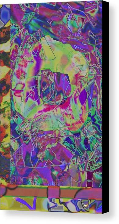 Jgyoungmd Canvas Print featuring the digital art 71140 by Jgyoungmd Aka John G Young MD