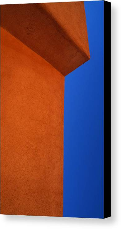 Skip Hunt Canvas Print featuring the photograph Big Red by Skip Hunt