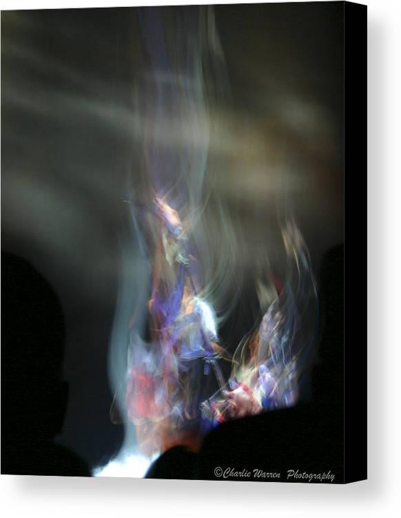 Las Vegas Canvas Print featuring the photograph Ka - Dance Like A Dervish by Charles Warren
