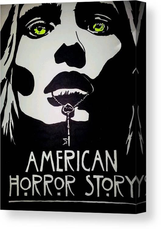 AMERICAN HORROR STORY ART PRINT POSTER